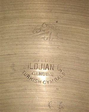 dating zildjian k cymbals Kalundborg